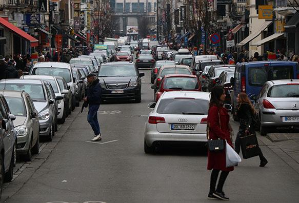 Shopping Brabant Bruxelles