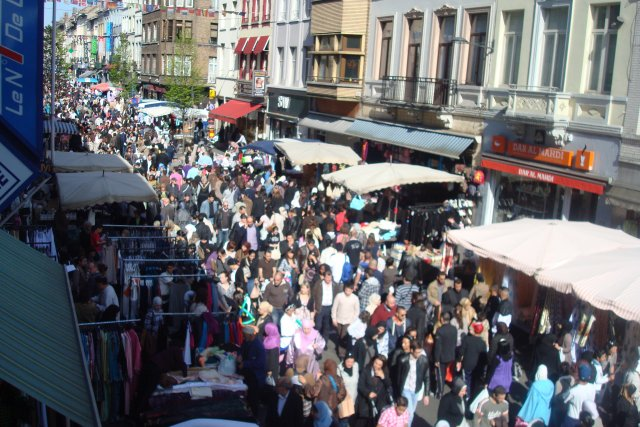 Grande Journée Des Commerçants avril 2011