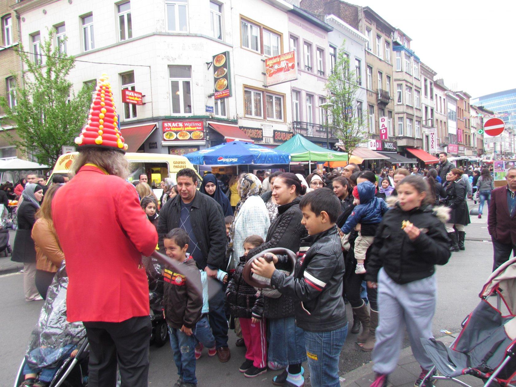 Grande journée des commerçants Mai 2012