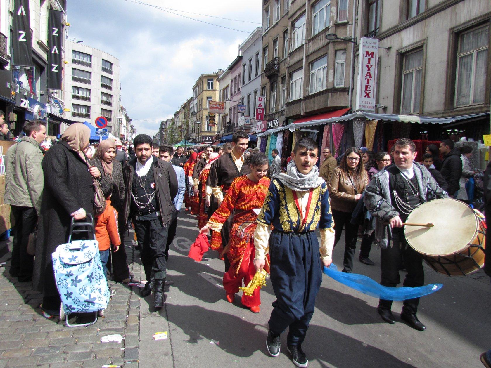 Grande Journée Des Commerçants avril 2012