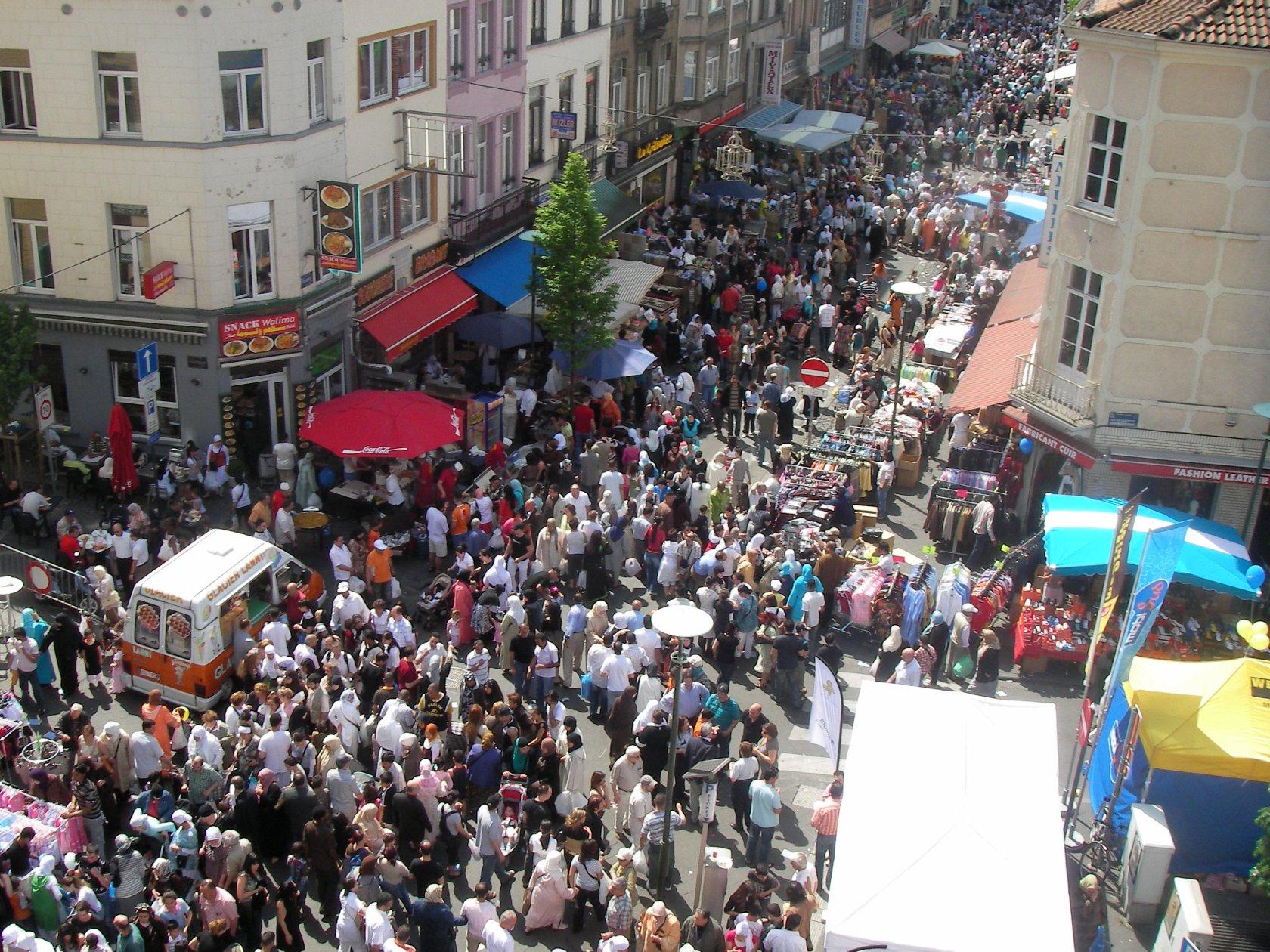 Grande Journée Des Commerçants mai 2008
