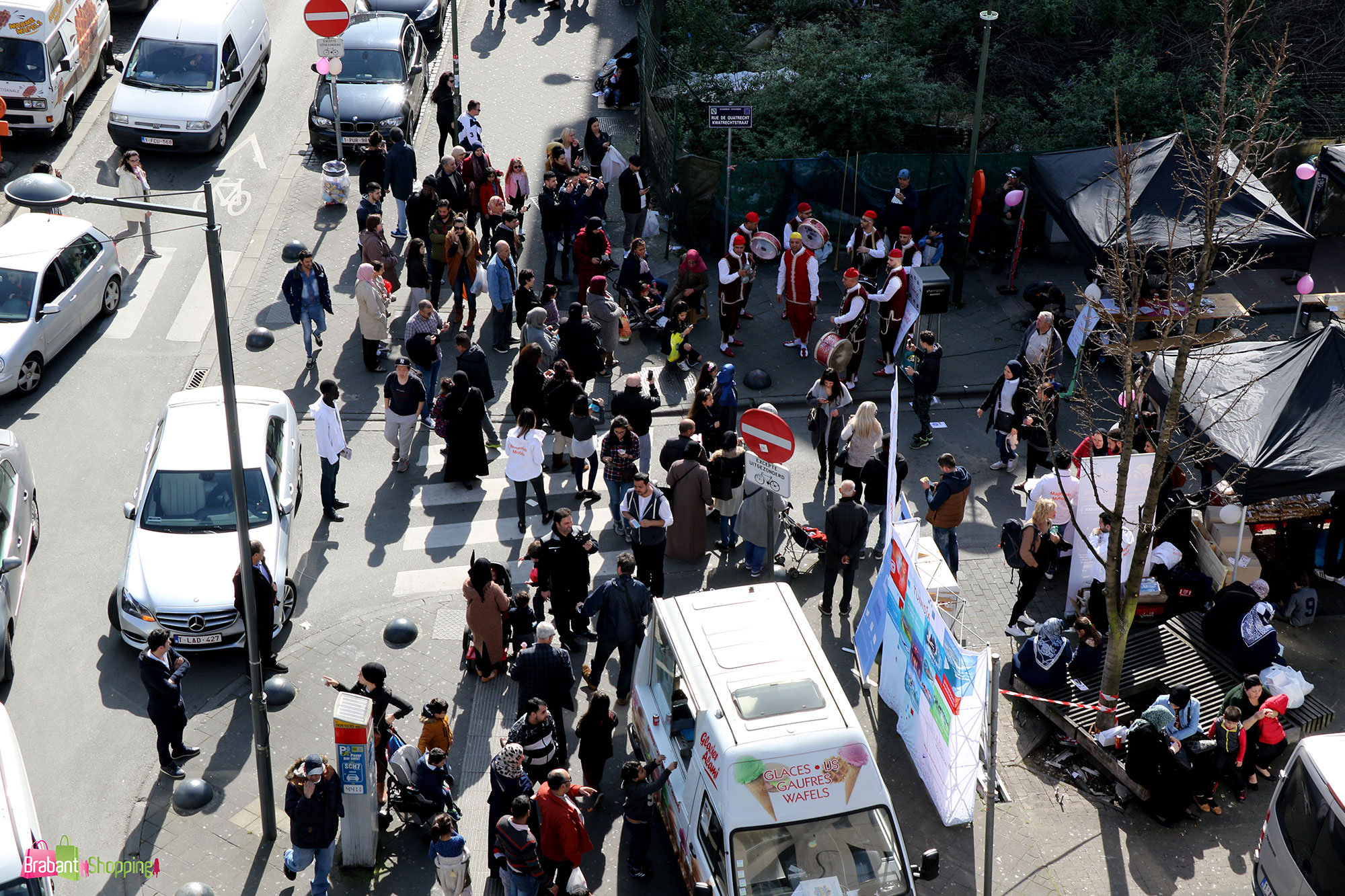 Festival Oriental de la rue de Brabant